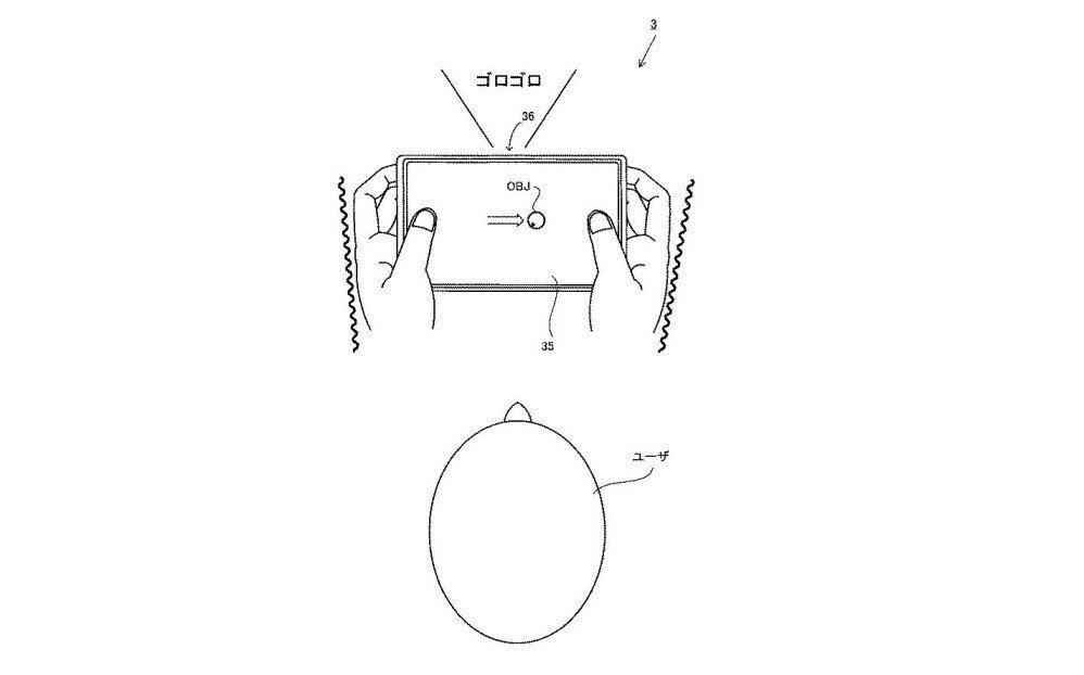 任天堂が触覚フィードバック振動システムに関する特許を申請
