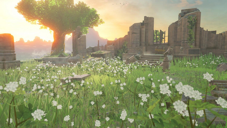 NintendoSwitch5週連続インタビュー第3弾 ゼルダの伝説 ブレスオブザワイルド編が公開