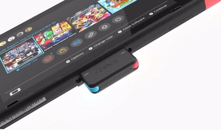 ニンテンドースイッチでBluetoothが使えるデバイス「Bluetooth Audio for the Nintendo Switch」が登場