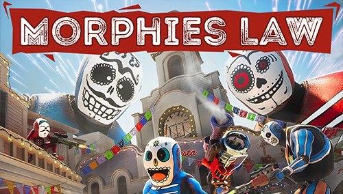 ニンテンドースイッチ版「MORPHIES LAW」アメリカ/ヨーロッパで配信開始