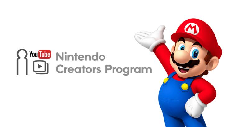 Nintendo Creators Programサービス終了 今後はプログラムの加入なく動画の収益化が可能に