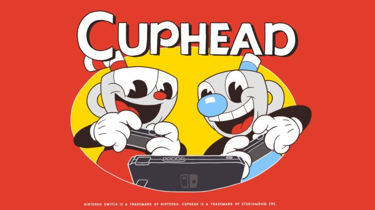 ニンテンドースイッチにカップヘッドが登場 4月18日発売