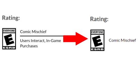 あつまれどうぶつの森 課金要素を意味する「In-Game Purchases」が削除
